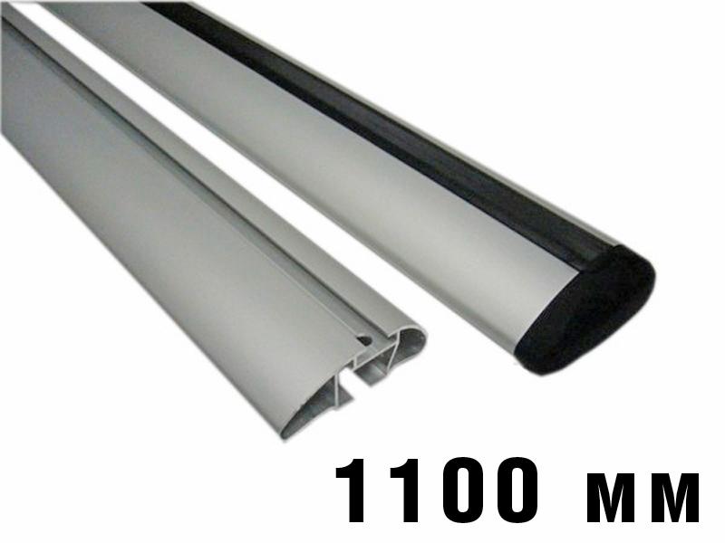 Дуги багажные, алюминиевые, крыловидный профиль, Атлант - 1100 мм, артикул 8823